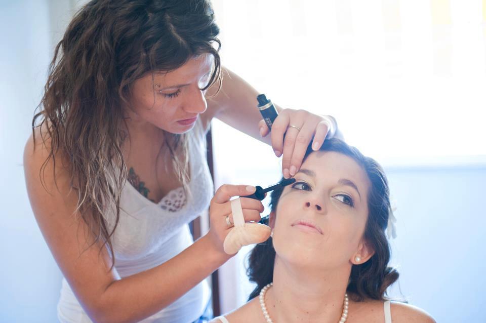 Trucco sposa - Wedding Make Up - Marsela Pupa