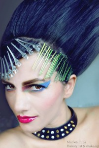 Crazy Hair & Make-Up by Marsela Pupa