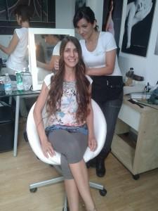 Hairstylist Manfrotto - Marsela Pupa