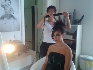 Hairstylist-Manfrotto